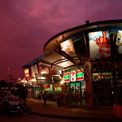 PTT Service Station - Thailand